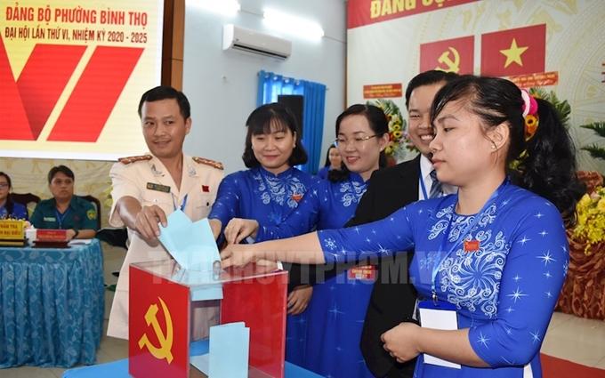 Phần mềm kiểm phiếu bầu cử bằng excel